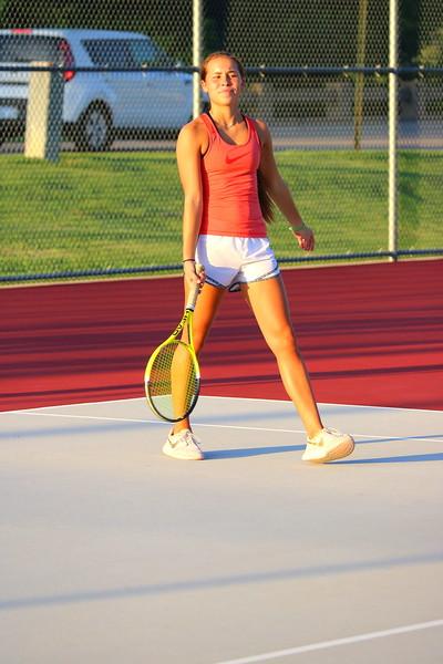 WHS Girls Tennis 081717