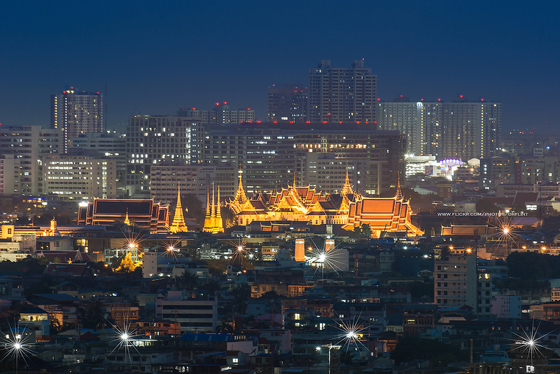 Bangkok Grand Palace Since 1782