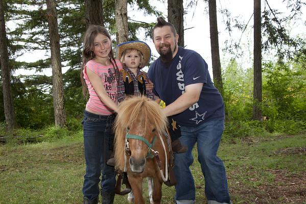 Ponytown Birthday Extravaganza 5-31-2015
