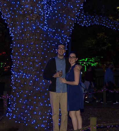 2015.12 Bri Max Zoo Lights