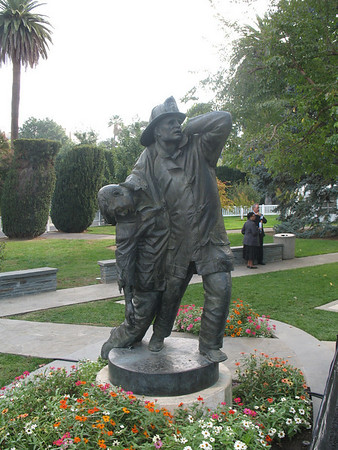 CA Firefighter Memorial - Sacramento, CA - Oct '08