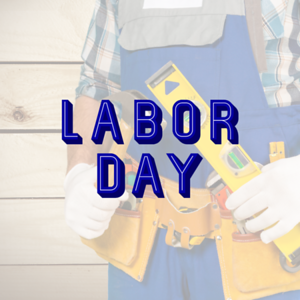 Library Closed: Labor Day