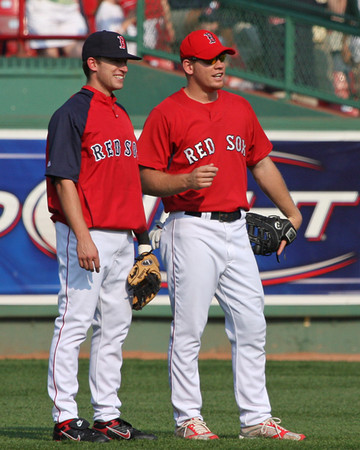 Red Sox, July 12, 2008