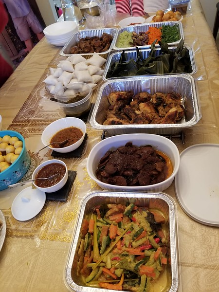 2019 Chinese New Year Potluck