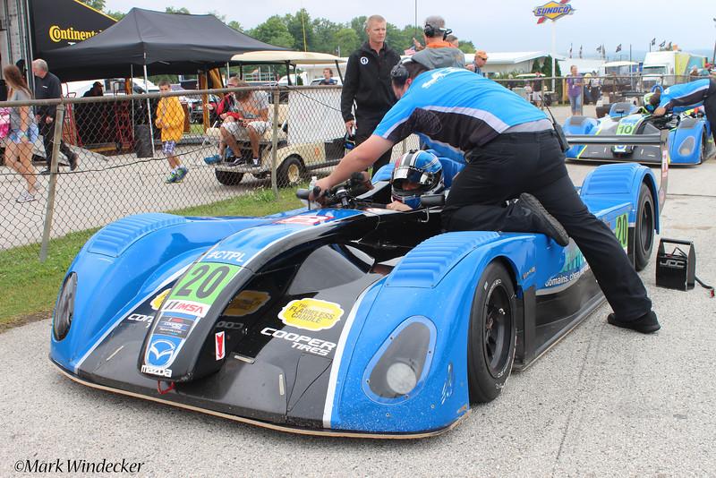 Matt McMurry JDC Motorsports