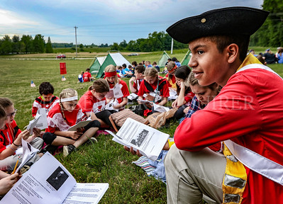 Revolution Reenactment - Messenger-Inquirer