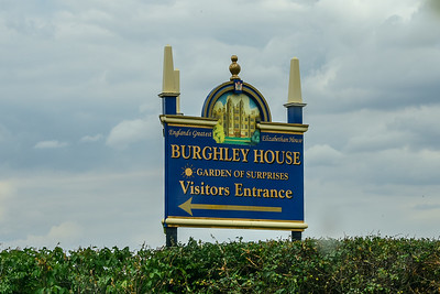 A Visit to Burghley House