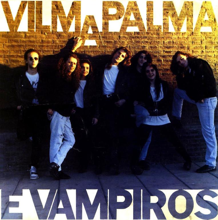 . August 3, 2013: �La Tocada: Enanitos Verdes, Beto Cuevas & Vilma Palma e Vampiros�  <br />(Album cover - 1992 Barca Discos)