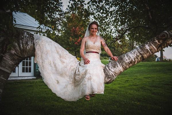 Blanchard Wedding