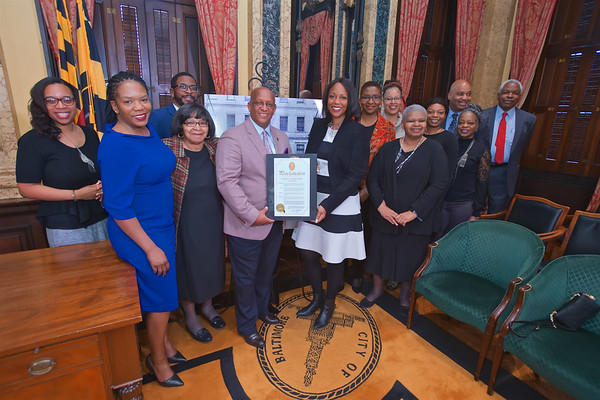 January 17, 2020 - Proclamation of Elijah Cummings Day in Baltimore City