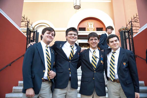 Alumni Pin Mass