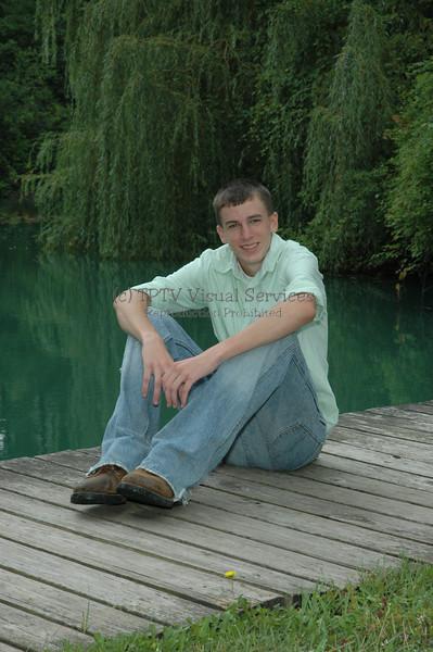 Michael J. - High School Senior Photos (proofs)