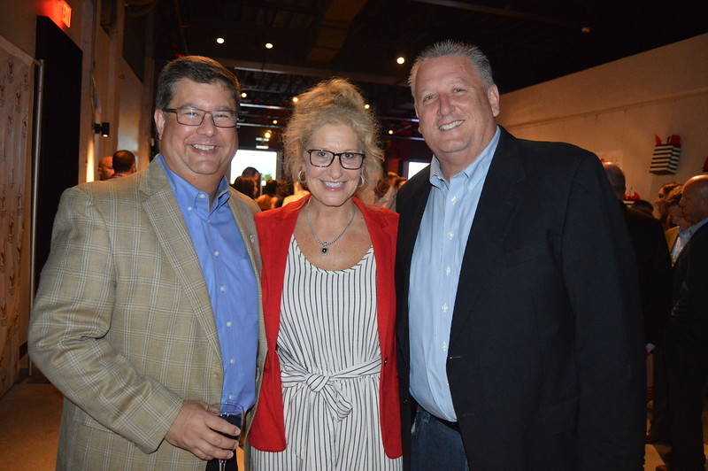 Greg Lancelot(Tyson, Board Chairman), Tracey Lancelot, Michael Keely 1.JPG