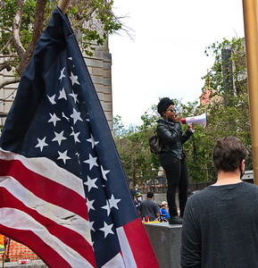 May 30 Protest in San Francisco against the Killing of George Floyd