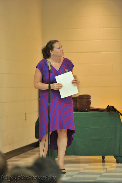 May 24, 2012 - Bridging Ceremony