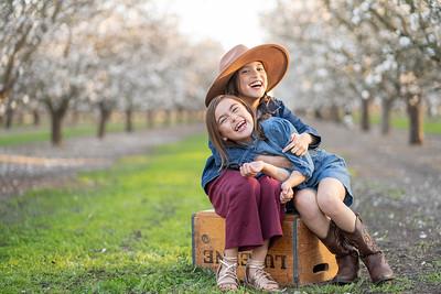 Nakagawa Family - Blossoms 2021