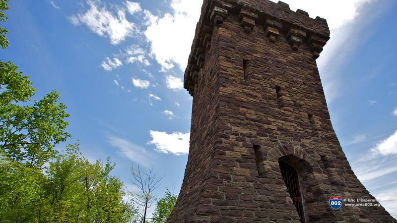 Ethan Allen Tower, Burlington. VT