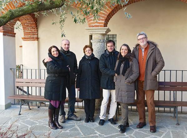 Compagnia del Madrigale - Monastero della Visitazione e Villa Tesoriera