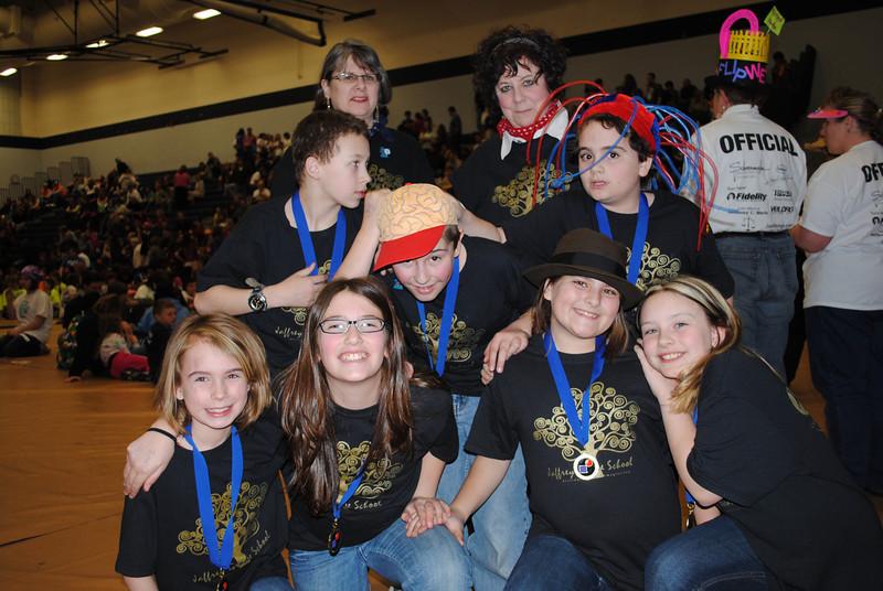 You're Gonna Flip!, Elementary Level, first place Jaffrey Grade SchoolJaffrey130-42915