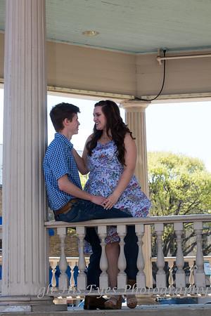 Kaylee and Jared