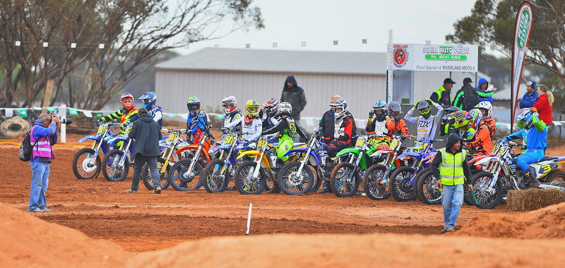 SA Motocross Championships Round 2 from Renmark