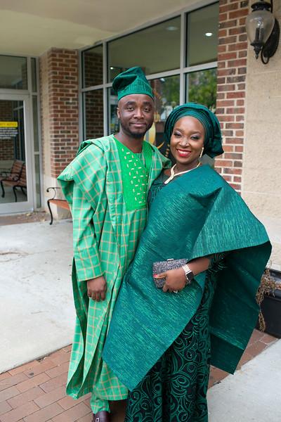 Niyi and Bimpe Celebrate 40