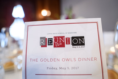 Golden Owls Dinner