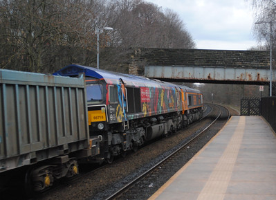 GBrF Class 66 special liveries