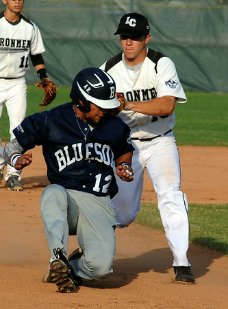 Blue Sox July 2