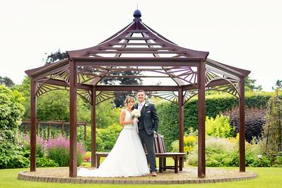 Sian & Tom Revel Wedding day