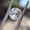 1.51ct Round Rose Cut Diamond, GIA K VS1 12
