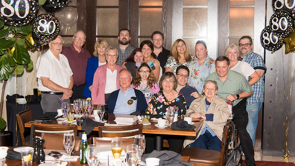 Gene's 80th Surprise Party!