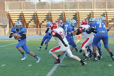 Freshmen vs Milton 2014