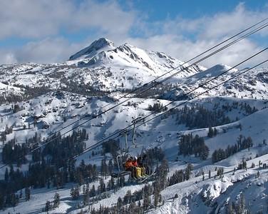 skiing at kirkwood