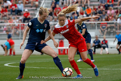 Washington Spirit v North Carolina Courage (15 Apr 2017)