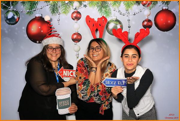 ATCO Calgary Christmas Party 2019
