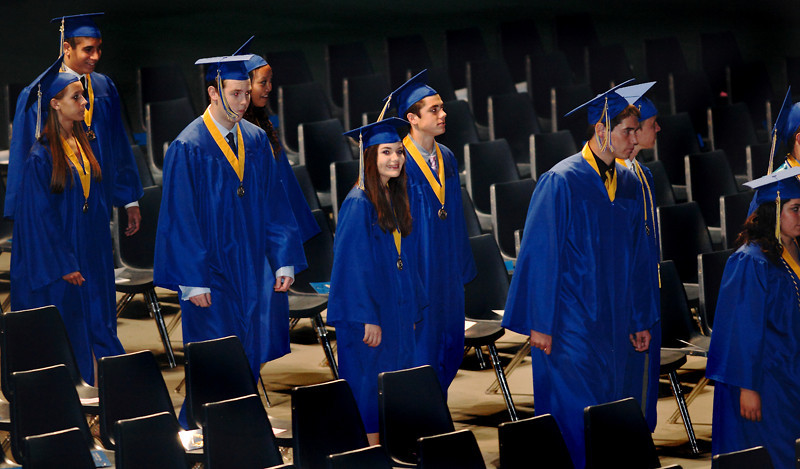 Amy's SMCHS Graduation
