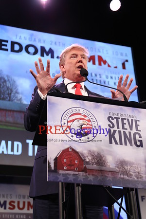 Donald Trump IA Freedom 2015
