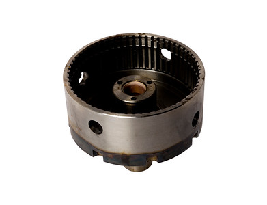 FORD TW PTO CLUTCH HOUSING HUB ASSEMBLY 82850807