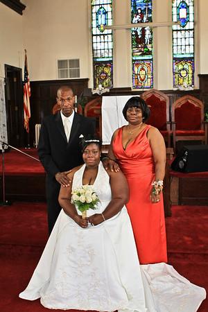 Gennail Travis Wedding