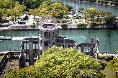 30 Hiroshima Two Tower