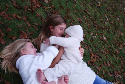 The Chancey kids 2009