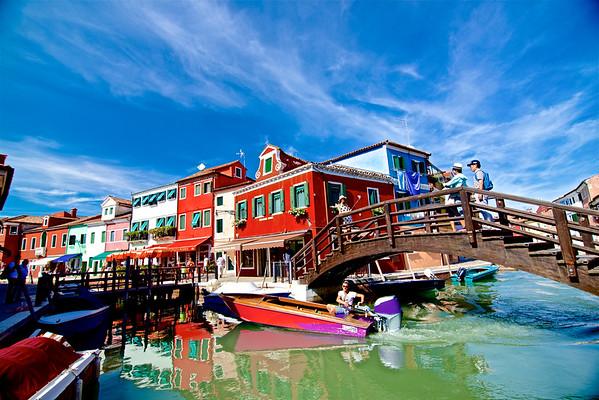 Venetian Islands, Italy