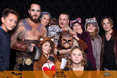Wilton Warehouse Haunted & Happy Halloween Party