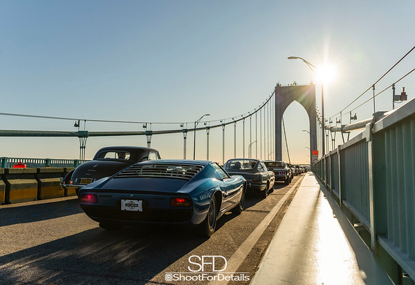Tour and Cars and Coffee