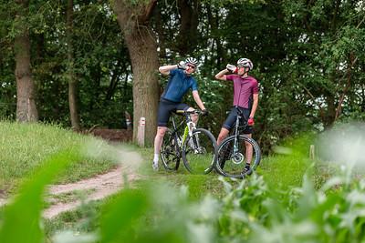 KNWU - Ongebonden fietser mountainbike 2020
