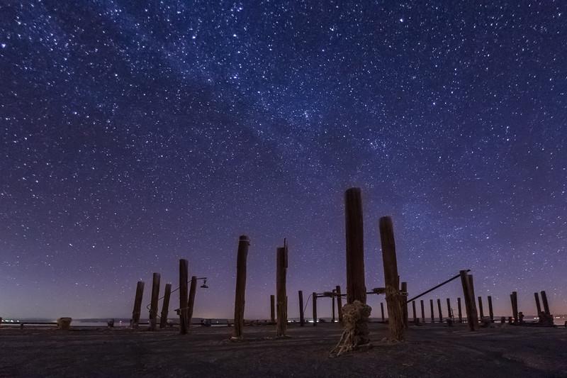 Pillars to the Sky