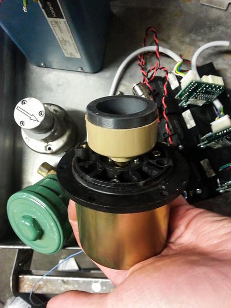 Mini DC Micropump mag drive.