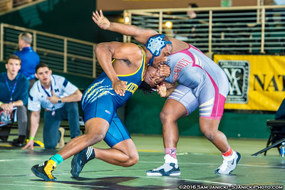 Day 1 Rounds - 2016 NCWA National Championships 3/10/16