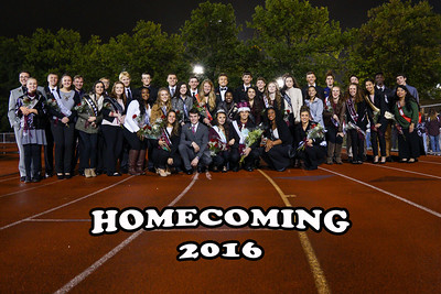 AAHS Football v CM - Homecoming 09-30-16
